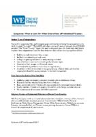 Symptoms_Senior – Need Professional Fiduciary
